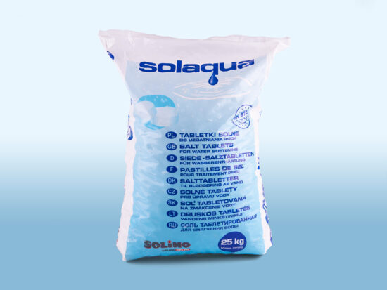 Saltpoletter Solaqua 25 kg